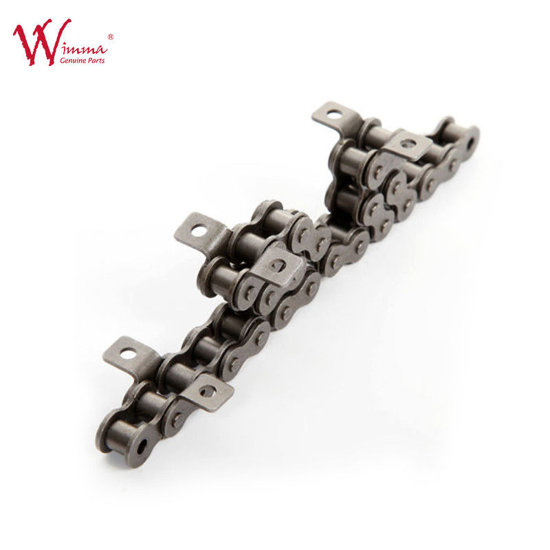 CD70 Motorcycle Drive Chain Steel Material Aftermarket Motorcycle Engine Parts